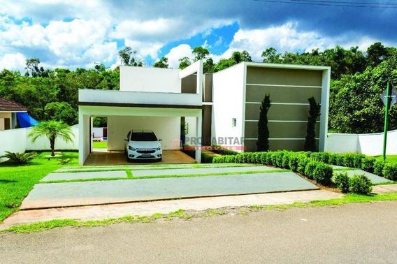Excelente Casa Em Condominio De Alto Padrão No Interlagos Sul - Ca2430
