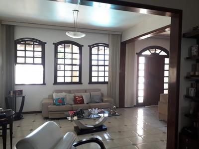 Casa Com 4 Quartos Para Comprar No Itapoã Em Belo Horizonte/mg - Dl1953