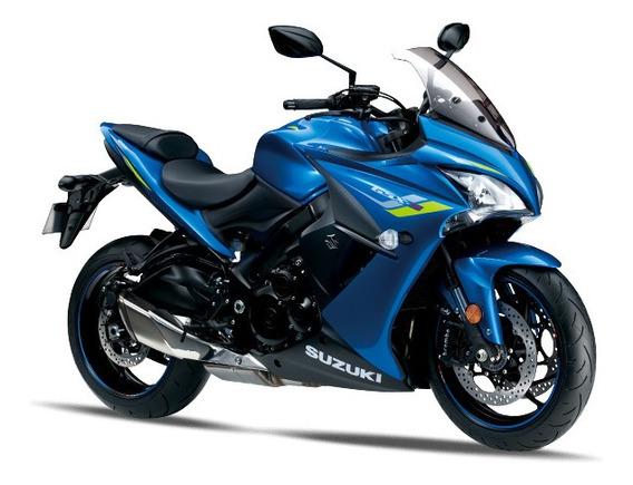Suzuki Gsx-s 1000fa 2019/2020 Azul - 0km