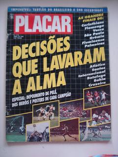 Revista Placar Núm.1070 Abril De 1992