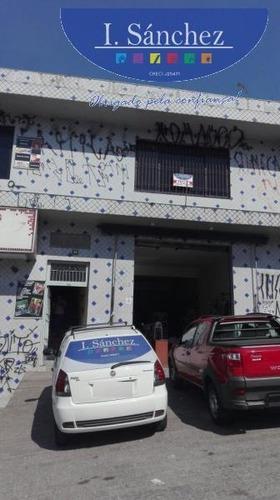 Sala Comercial Para Locação Em Itaquaquecetuba, Centro, 1 Banheiro - 191004_1-584099
