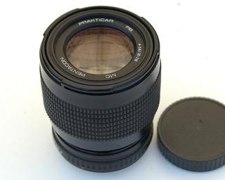 Lente Zoom Pentacon 70-210mm. F4-5.6 (para Práktica)