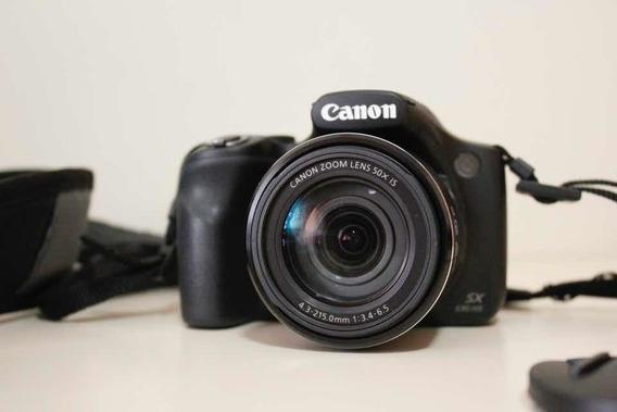 Cámara Digital Canon Powershot Sx530 (precio En Descripción)