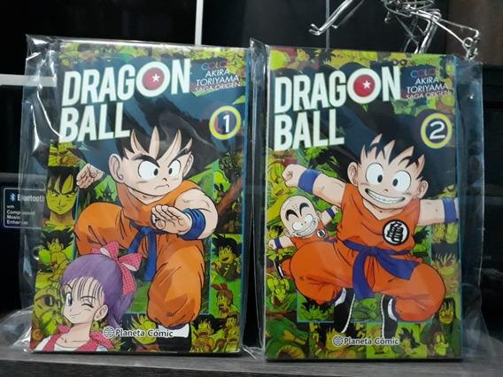 Dragon Ball Full Color N.º 01 E 02 - Mangá Total. Colorido