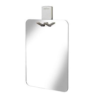 Espejo De Ducha Acrílico Ultra Liviano Diseño Sin Marco-408