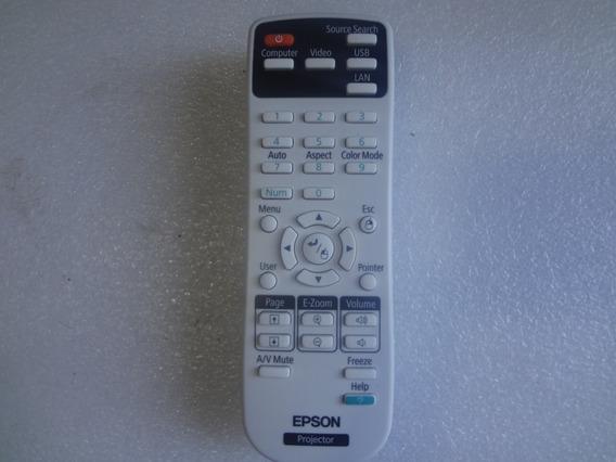 Control Epson Para Video Beam 20 Verdes