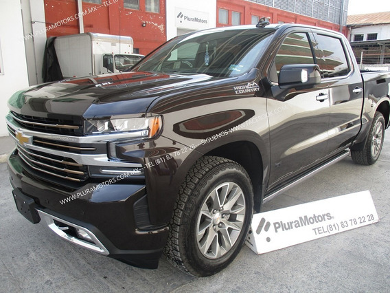 Chevrolet Cheyenne 2019 High Country 4x4 Gps Q/c $959,000