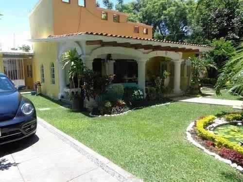Bonita Casa En Las Fincas , Jiutepec Morelos