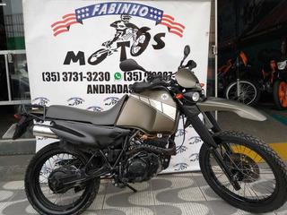 Yamaha Xt 600 Tenere 1988 Cinza Raridade!!!
