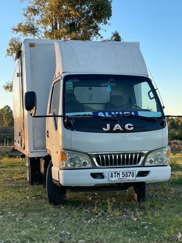 Camion Jac 1040 2.8l C/furgon, Unico Dueno,