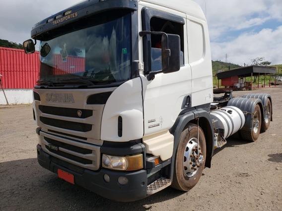 Scania P 360 6x2 Ano 2013/2013 Automática Cavalo Impecável