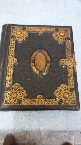Album Schaubeks De 1890 Sin Sellos Reliquia Imperdible