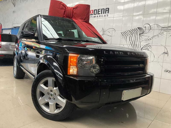 Land Rover Discovery-3 4x4 S 2.7 V-6(aut.) 4p 2007
