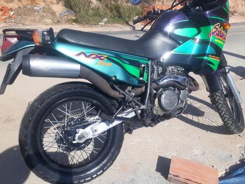 Sahara 350 Honda