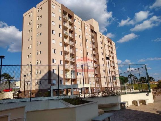 Apartamento Com 2 Dormitórios À Venda, 50 M² Por R$ 130.000 - Jardim Europa - Vargem Grande Paulista/sp - Ap0163