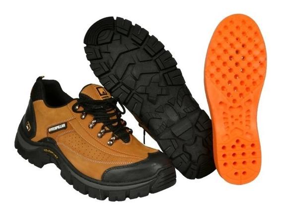Sapato Tênis Caterpílar Com Palmilha Gel