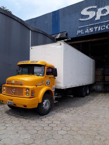 Caminhão Ford Cargo 1317 Reduzido Caminhão Ford Cargo 815