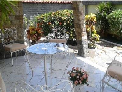 Casa Com 4 Dormitórios À Venda, 160 M² Por R$ 600.000 - Marechal Hermes - Rio De Janeiro/rj - Ca0247