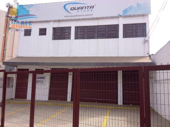Barracão Para Alugar, 371 M² Por R$ 5.000/mês - Jardim Chapadão - Campinas/sp - Ba0219