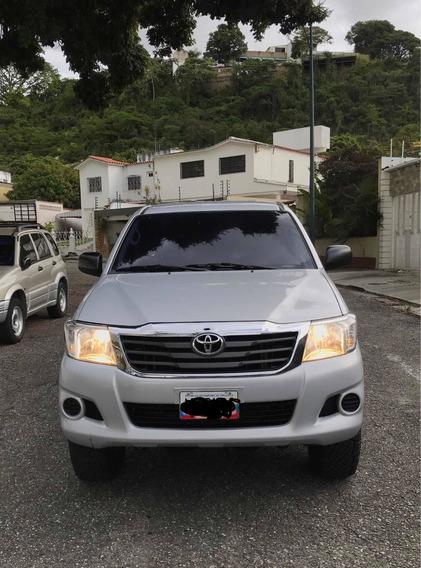 Toyota Hilux Vvti 2.7 4x4 Sincro