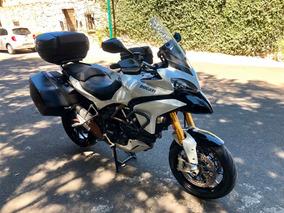 Ducati Multiestrada 1200s Equipada