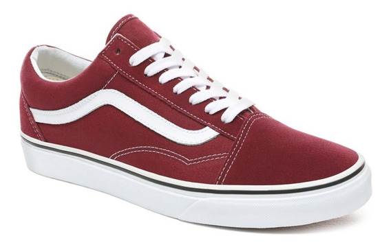 Tenis Vans Old Skool Rumba Red Vn0a38g1vg4