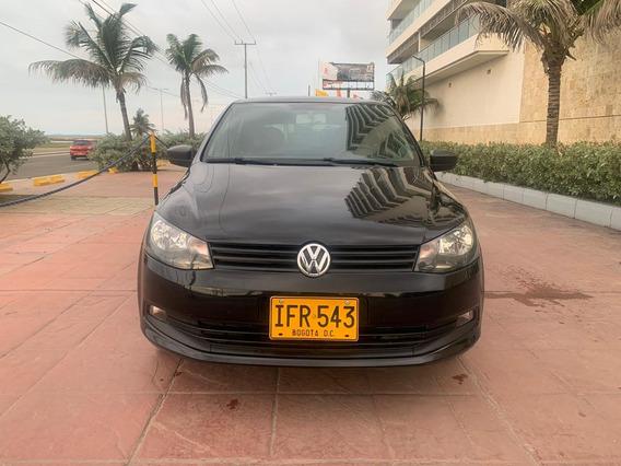 Volkswagen Gol Confortline 5p Negro