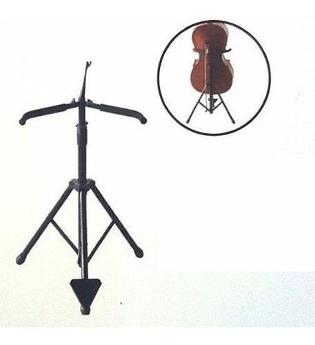 Soporte Tripode De Pie Cello Violonchelo Parquer Cuota