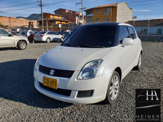Suzuki Swift Mecánico 2008
