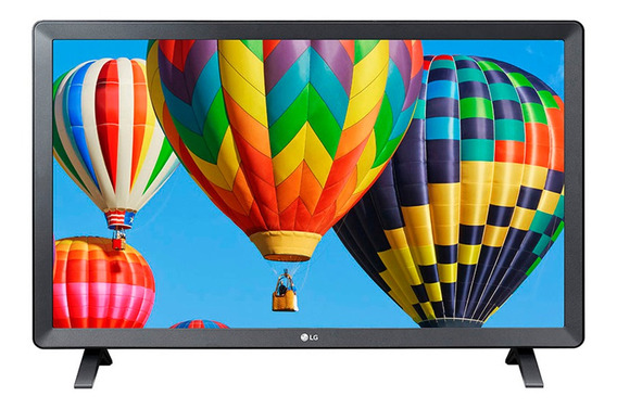 Tv Monitor Lg 24 Hd - 24tl520vpdawc