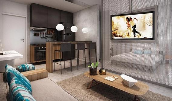 Apartamento A Venda, 1 Dormitório, Suite, 1 Vaga, Pronto Para Morar, Guarulhos - Ap05371 - 33991573