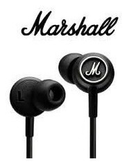 Fone Ouvido Marshall Mode In Ear Monitor De Palco E Estudio