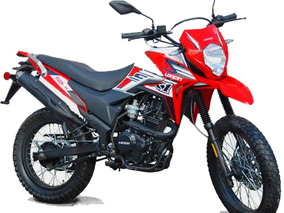 Loncinlx150-7 Motor 150cc Año 2018 Color Rojo,blanco, Negro