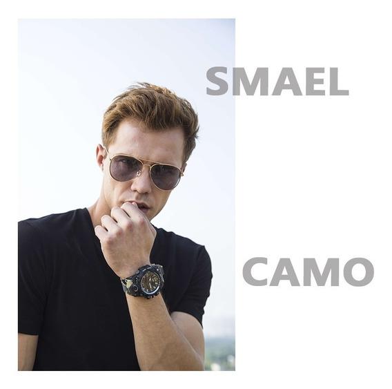 Relogio Smael Camuflado