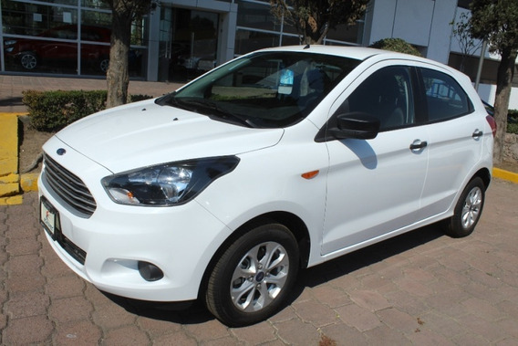 Ford Figo Energy Hb Manual Blanco 2018