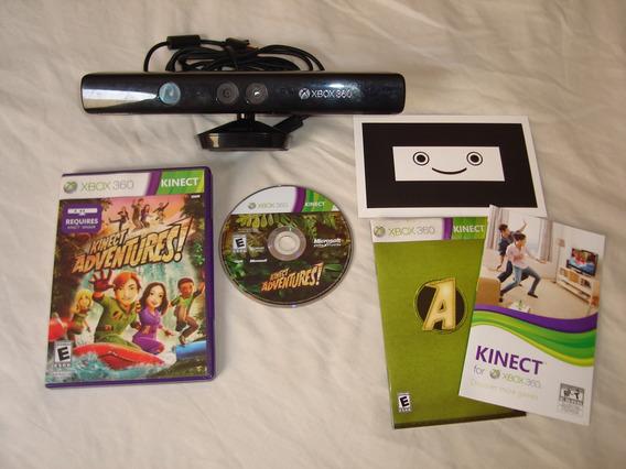 Sensor Kinect + Jogo Kinect Adventures + Frete Incluso