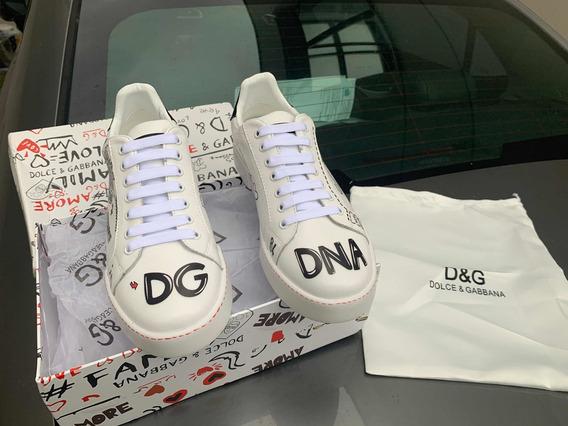 Tenis Dolce & Gabbana Dna