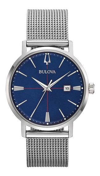 Bulova Aerojet Blue 96b289 - 12x
