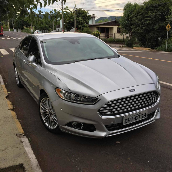 Ford Fusion 2.0 Gtdi Titanium Awd Aut. 4p 2015