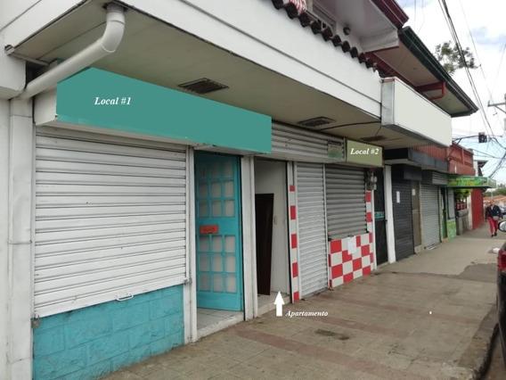 Centrico Apartamento Y Dos Locales Comerciales En Alajuela