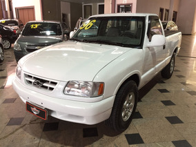 Chevrolet S10 2.2 Efi Dlx 4x2 Cs 8v Gasolina Manual1996/1996