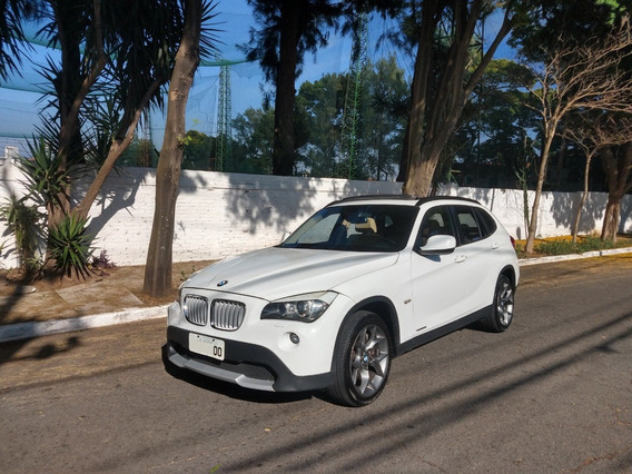 Bmw X1 Top C/ Teto Blindada 3.0 6c.c Excelente Estado !!!