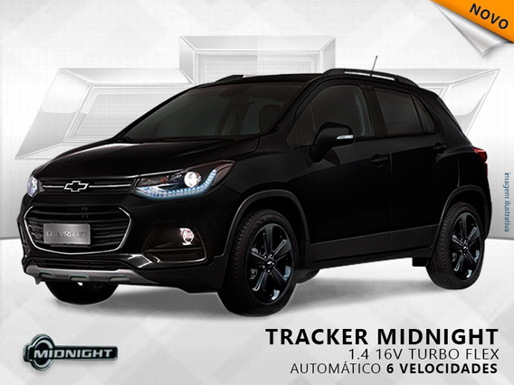 Tracker 1.4 16v Turbo Flex Midnight Automático