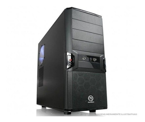 Computador Gaming Mb Asus I54440 8gb Ddr3 256ssd + 1tb Hd