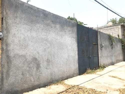 Terreno Con Excelentes Vías Y Ubicación, Xochimilco