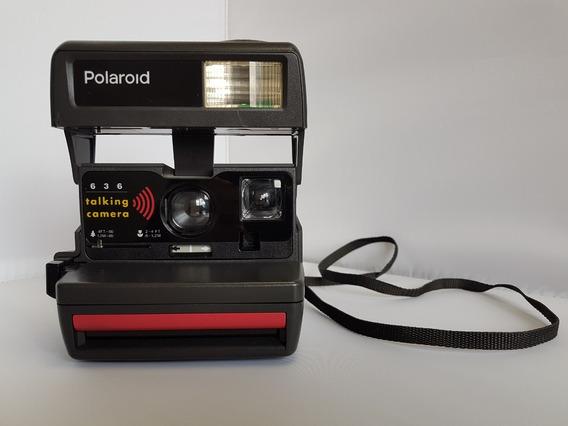 Câmera Falante Polaroid 636