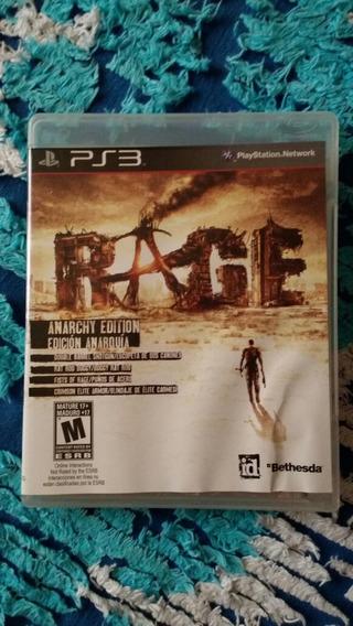 Rage - Mídia Física Playstation 3