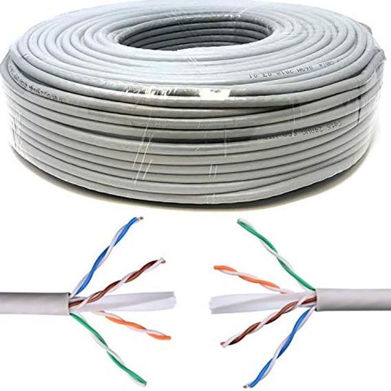 Cable 70mts Utp 5e Noganet Corte Apto Técnico A Medida