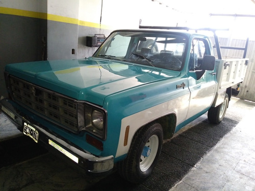 Chevrolet C-10 Pick-up Gnc 1972