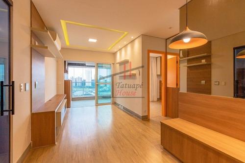 Apartamento -  Jardim Analia Franco - Ref: 8854 - V-8854